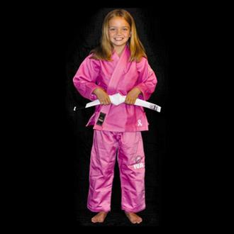 Fuji Children's Pink Gi